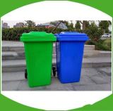 240L Plastic Dustbin with HDPE Matrial