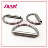 Top Quality D-Ring Various Sizes Buckle Metal D Ring for Bag Hardware Accessories