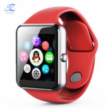 Bluetooth Q7s Plus Smart Watch Smartwatch Women/Men Phone Clock Call SIM TF Camera Clock Support Bt 4.0 for Ios Android Round Watch