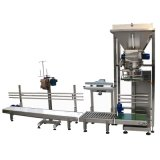 Cheap Original 25kg Filling Sealing Semi-Automatic Packaging Machine for Rice