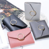 2020factory in China Custom Woman PU Wallet Female Wallets Cheap
