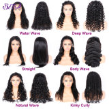 Virgin Cuticle Aligned Brazilian 13*6 Lace Front Lace Human Hair Wigs