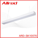 100%Down Direction LED Linear Light with Dali 0-10V Dimming Function