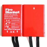 En 1869 Certificate High Temperature Resistant Fiberglass Fire Blanket