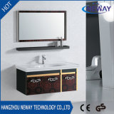 Professional Manufacturer Stainless Steel Wall Single Bathroom Vanity