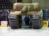 Military Decoy Inflatable Tank for Advertisement