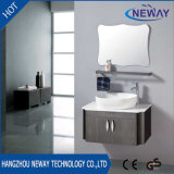 High Quality Stainless Steel Corner Bathroom Washbasin Cabinet