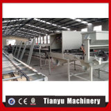 Manufacturing India Metal Stone Coated Tile Roll Forming Machine