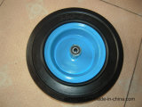 Factory Directly Sale 12 Inch Solid Rubber Wheel