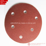"High Quality 7"" Abrasive Velcro Grinding Disc"