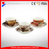 Wholesale Coffee Cups & Saucers with Printing