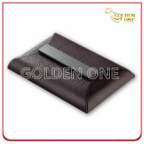 Promotion Brown PU Leather Business Card Case