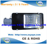 Yaye 18 Competitive Price 40W/30W/50W/60W/90W High Power LED Street Light with Ce/RoHS/ 3years Warranty