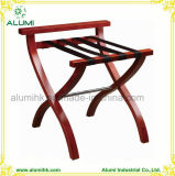 Folding Wooden Luggage Rack for Hotel
