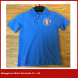 Factory Wholesale Best Quality Polo Shirts for Child (P134)