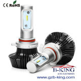 Fanless 4000lm Bright 9012 Phi-Zes Car LED Light