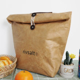 Tyvek Paper Brown Paper Lunch Cooler Bag