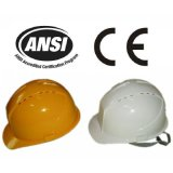 ABS Safey Work Mining Helmet with Air Hole (JMC-422A)