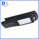 10W All in One Outdoor Solar Lamp LED Street Light Source