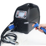 Synergy/Synergic Aluminium/Copper/Stainless Steel MIG 200 AMP Welding Machine with LCD