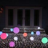 Festival Rewrite SD Controller LED RGB DMX Decoration Ball Light