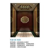 Asia FUJI Elevator Luxury Landing Door with Beautiful Design