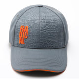 Custom Heat Press Logo Baseball Hat Cap with Sandwich