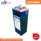 Csbattery 2V800ah Deep Cycle Opzs Battery Marine/Automotive/Solar/Wind-Power-Systems