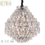 Hot-Sale Modern Style High Quality Luxury Crystal Lamp Chandelier (AQ40089-12)