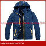 2019 Guangzhou Factory Custom Made Fashion Design Cheap Men Polyester Nylon Jackets for Sports (J415)