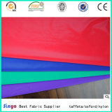 100% Nylon Soft PVC Coated Taffeta Bags Fabric with Anti-UV and Azo Free