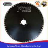 800mm Laser Diamond Saw Blade with Silver Brazed for Granite