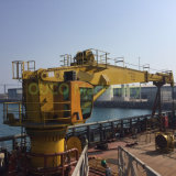 Pedestal Crane Hydraulic System for Marine Ship Deck