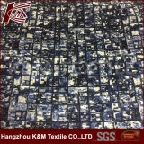 Heavy Elastic Customized Printed Silk Cotton Satin Fabric for Garment