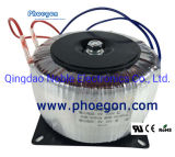 High Frequency Ring Type Toroidal Power Transformer with Lead out