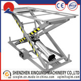 Ce Approved Semi-Automatic Sofa Lifting Pneumatic Lift Table