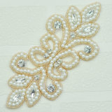Wholesale Beaded Rhinestone Applique Fashion Wedding Accessories