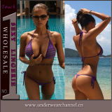 Wholesale OEM Stock Women Sexy Swimwear Bathing Suit Beach Bikini (TKYA1246)