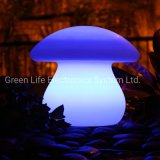 LED Mushroom Shaped Adjustable Table Lamp Modern PE Desk Lamp for Sale