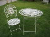 Handmade Vintage Light Weight Folding Outdoor Table