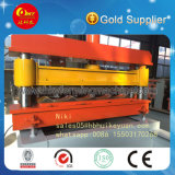PLC Control Glazed Tile Roll Forming Machine
