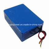 External Li-ion Rechargeable Battery for Emergency Light