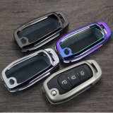Kc_F02 Fashion New Car Metal Key Case Covers for Ford