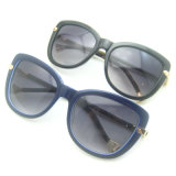 Fashion Designer Gifts Trendy Acetate Polarized Woman Sunglasses