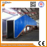 Powder Coating Curing Tunnel Oven Was Bought in Russia
