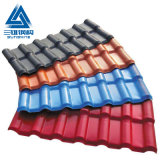 Synthetic Color Roofing Sheet Material Resin Roof Tile