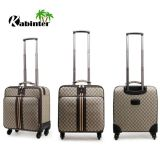 "High Quality Business Trolley Luggage 16"" 4 Wheels Laptop Luggage Bag"