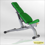 Commercial Gym Equipment Adjustable Bench for Sale