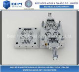 High Precision Injection Mould for Guedel Airway