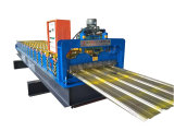 Dixin 840 Trapezoid Profile Iron Roll Forming Machine for Wall